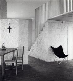 José Antonio Coderch + Manuel Valls | Casa Ugalde, Caldes d'Estrac | HIC Arquitectura