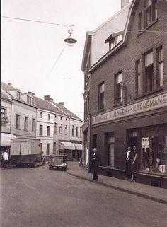 Einderstraat-boekhandel Buck Kerkrade.