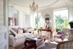 UN APARTAMENTO DE DISEÑO EN PARIS | desde my ventana | blog de decoración |