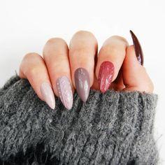 Kolorowe paznokcie hybrydowe / NeoNail