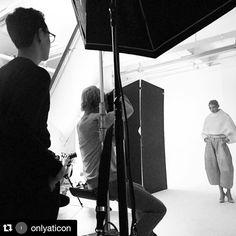 "Justin Chu on Instagram: ""Sneak peak! #repost @onlyaticon #bts #photoshoot #fashion"""