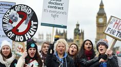 GMC says sufferers will endure if junior doctors' strikes cross in advance