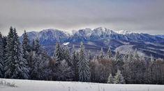View towards Bucegi Mountains Hdr, Mountains, Places, Nature, Travel, Naturaleza, Viajes, Destinations, Traveling