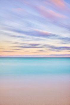Pastel horizon