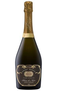 Grant Burge Sparkling Blanc De Noirs 2013 South Australia #GrantburgeWInes #wine #Australia #sparklingwine Trophywinner #Justwines Sparkling Wine, South Australia, Wineries, Label Design, Brewery, Bottles, Sparkle, Wine, Black People