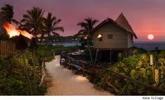 Hawaii's Kona Village Resort: Unplugged, Unpretentious, Unmatched