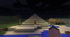 LizC864 Minecraft: Pyramid