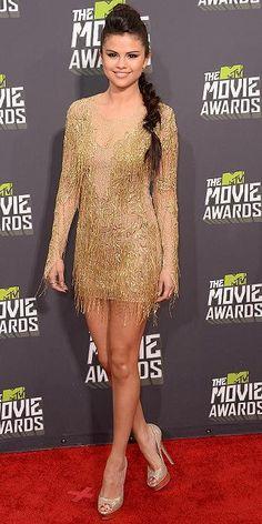 Selena Gomez 2013 MTV Movie Awards