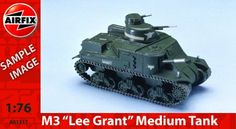Wonderland Models are an Online Model Shop specialising in Airfix Military Plastic Model Kits and Accessories. Purchase your models online for the best savings. Plastic Model Kits, Plastic Models, M3 Lee, Lee Grant, Airfix Models, Airfix Kits, Popular Kids Toys, Model Shop, Model Building Kits