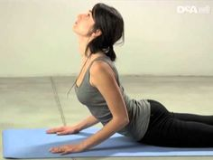 Esercizi per dimagrire velocemente con lo yoga - Parte 4 - YouTube