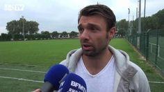 """Rugby / Clerc : """"Le rugby féminin est devenu beaucoup plus intéressant"""" - RMC Sport - 31/07/2014"""