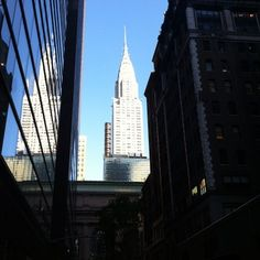 Empire state of mind.