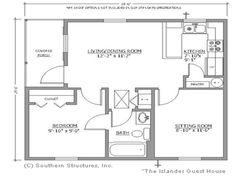 Floor Plans for Small Houses the bath