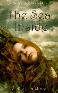 The Sea Inside is my most recent book, published in May 2013. It's a paranormal adventure. A girl, a portal and a magical world. I love the cover photo, which is by the amazing Maja Drazic.