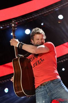 Dierks Bentley , Dierks Bentley performs at LP Field in Downtown Nashville on Sunday, June 10 during the 2012 CMA Music Festival. Photo courtesy of the CMA., 2012