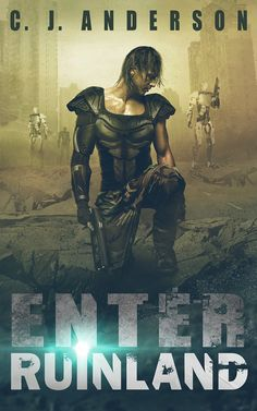 Now FREE on Kindle  ~~~  Enter Ruinland is the searing dark chronicles of human and synthetic life following a future nuclear apocalypse.
