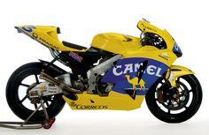 Honda RC211V Camel