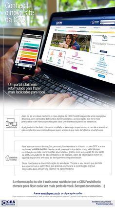 CONVERSAÇÃO - comunicação e educação previdenciária: EFPC: NOVA GERAÇÃO DE WEBSITES