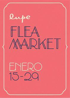 flea market advertisment
