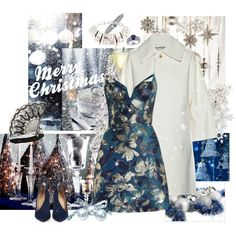 How To Wear Merry Christmas dear friends.... Outfit Idea 2017 - Fashion Trends Ready To Wear For Plus Size, Curvy Women Over 20, 30, 40, 50
