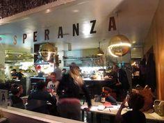 シルバーレイクのイタリアン。すげー行きたい。