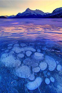 Canadian Rockies - Abraham Lake