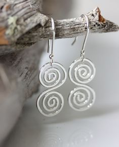 Koruna, hopeatyöt, hopeakorut, hopeakorvakorut, käsintehdyt korut, handmadejewelry, silverjewelry, earrings