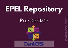 epel repo for centos