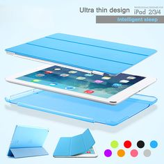 Ultra Thin PU Leather Slim Magnetic Folding Front Smart Cover Skin + Hard PC Shell Back Case For ipad 2 3 4 ipad3 ipad4 Nail That Deal http://nailthatdeal.com/products/ultra-thin-pu-leather-slim-magnetic-folding-front-smart-cover-skin-hard-pc-shell-back-case-for-ipad-2-3-4-ipad3-ipad4/ #shopping #nailthatdeal