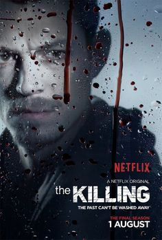 The Killing season 4 - Sad it is over but liked the ending. This season was also too short for me!