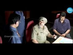 Tagore Surrender to Police in Tagore Movie