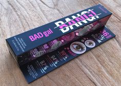 Benefit Cosmetics Launch the New BADgal Bang! | Makeup Review