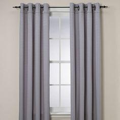 Odyssey Insulating Window Panel - BedBathandBeyond.com Without the Waterfall Wallance