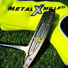 "July 21, 2014: ""Pro surfer Evan Geiselman stopped by the ECPC this a.m. & we snagged a pic of his fresh #MXMilled #6,"" Odyssey Golf said."