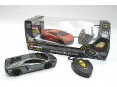 Машинка сбрелком дистанционного управления «Lamborghini Aventador» (черная)