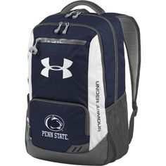 Under Armour Penn State Nittany Lions Victory Backpack - Navy Blue