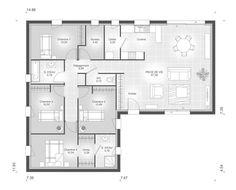 Vente Maison - 400 m² - Bergerac (24100) - Rouquié Constructions - 162.915 E | Faire construire sa maison