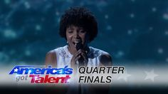 """Jayna Brown: 14-Year-Old Nails Cover of """"Make It Rain"""" - America's Got Talent"""