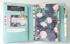 Find images and videos about planner and filofax on We Heart It - the app to get lost in what you love. Kikki K Planner, Cute Planner, Happy Planner, Planner Layout, Planner Ideas, Planner Stickers, Printable Planner, Digital Bullet Journal, Cute Stationery