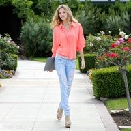 Check out Melon Mania Look by Countess and Machine Jeans at DailyLook