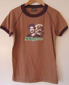 T-skjorte med bart