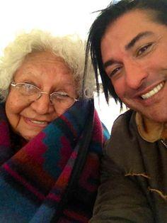 Jay Tavare Family | Jay Tavare: The Last of Her Breed -- Elbys Onea Naiche Hugar