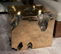 My favorite furniture maker - Hudson furniture Inc.  Everything they make is breathtaking!