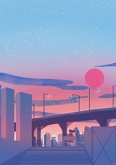 Amazing Vector-ART Wallpaper – Wallpaper - Best of Wallpapers for Andriod and ios Anime Scenery Wallpaper, Aesthetic Pastel Wallpaper, Aesthetic Backgrounds, Aesthetic Wallpapers, Aesthetic Art, Aesthetic Anime, Arte 8 Bits, Japon Illustration, Most Beautiful Wallpaper