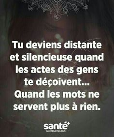 Citation ♥ Plus quotes quotes about life quotes about love quotes for teens quotes for work quotes god quotes motivation Best Quotes, Love Quotes, Funny Quotes, Inspirational Quotes, Super Quotes, The Words, Psychology Quotes, French Quotes, Visual Statements