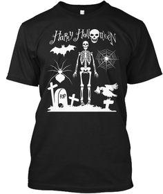 Happy Halloween Skeletons Skull Shirt. #halloween #halloweenshirt #halloweengifts #pumpkin #funnyhalloween #happyhalloween #halloweenbirthday #skeleton #cathalloween #boos #halloweenmaternity #halloweennight #halloweenpregnancy #witch #halloweenwitch #maternityhalloween #halloweenparty #Halloween2017 --- ==> Halloween Tee Store: https://teespring.com/stores/happy-halloween-t-shirts ===== Our Another Halloween Store for unique Items: https://teespring.com/stores/halloween-horror-t-shirts