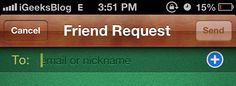 How to Add or Remove Friends on Game Center on iPhone or iPad