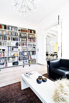 Inside A Textile Designers Stunning Danish Apartment