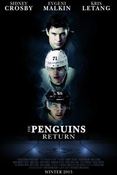 Let's go and get an Oscar, I mean Stanley Cup for this performance. :)