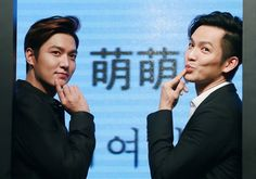Lee Min Ho, Chung Hán Lương cặp đôi hoàn hảo trong phim Bounty Hunters